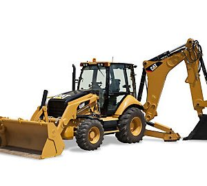 backhoe training